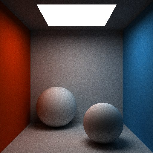 Pathtracer cornell box